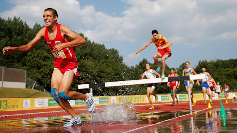 Иво Балабанов записа личен рекорд от 8:51.52 минути в бягането
