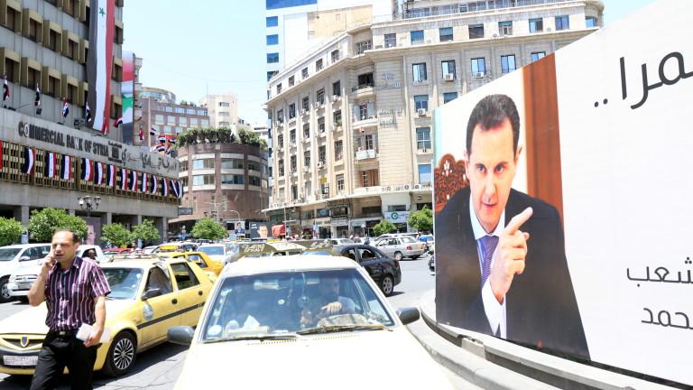 Надигат се гласове за бойкот на президентските избори в Сирия