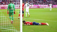 """Байерн (Мюнхен) е пълна катастрофа, Гладбах се подигра с """"баварците"""" насред """"Алианц Арена"""""""
