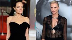 Скарани ли са Чарлийз Терон и Анджелина Джоли