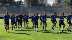 Левски започна подготовка за мача с Черно море