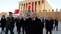 """Ердоган щял да """"захапе"""" Тръмп, че САЩ не са си спазили обещанието за Сирия"""