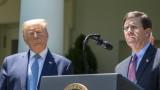 Тръмп иска да уволни Еспър заради разногласия с ползване на армията срещу протестиращи
