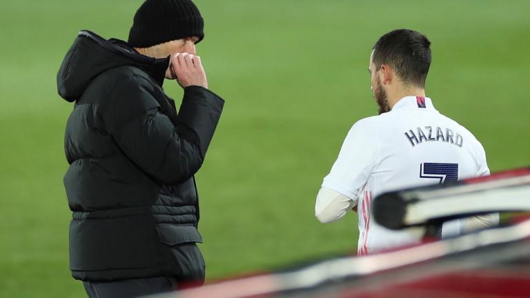 Азар е близо до завръщане в игра за Реал