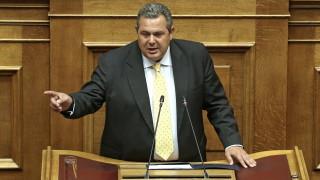 Панос Каменос се отказа от заплахата да напусне правителството на Ципрас