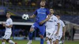 Правило спира трансфера на Давид Яблонски от Левски в китайски клуб