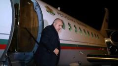 Борисов пристигна в Давос