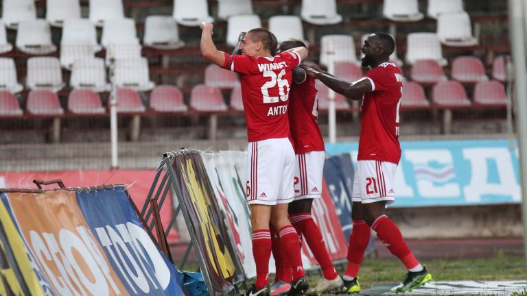 ЦСКА има 70% шанс да изхвърли БАТЕ от Лига Европа