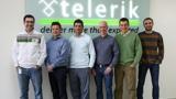 Telerik търси 40 специалисти за офиса в София