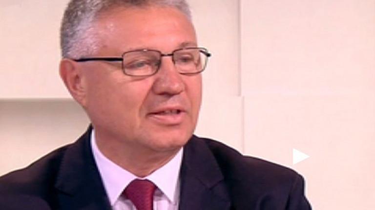 Велизар Шамаланов: В нашия регион агресивните действия на Русия са особено видими