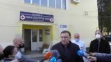 Ангелов очаква масовата ваксинация да продължи от идния четвъртък