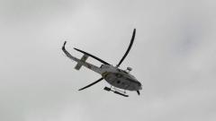 Във Франция се разби хеликоптер