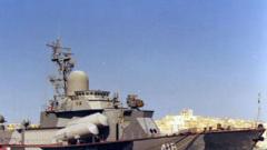 НАТО предотврати взрив на пристанището в Мисрата
