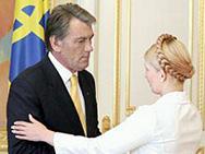 Тимошенко прие условията на Юшченко за коалиция