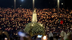 Стотици почетоха Пророчеството от Фатима