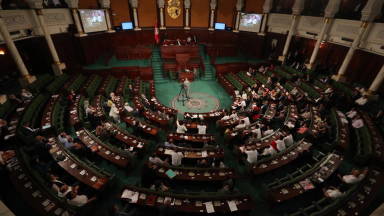 Парламентът на Тунис отхвърли предложение с призив Франция да се