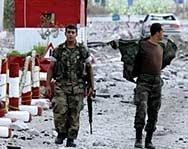 Израелската полиция евакуира незаконно селище