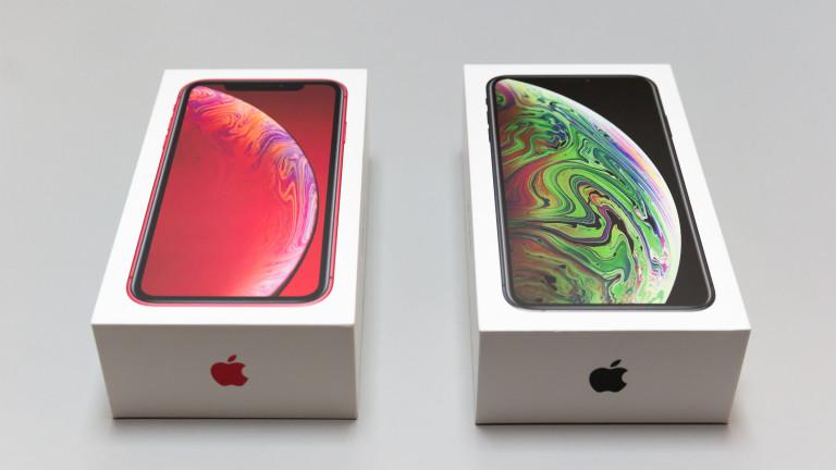 Акциите на Apple надхвърлиха $300