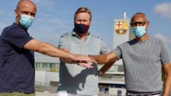 Роналд Куман иска нов на всеки пост в Барса, с изключение на вратарския