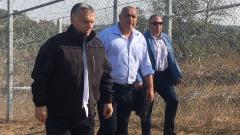 Борисов и Орбан летят над граничната ограда