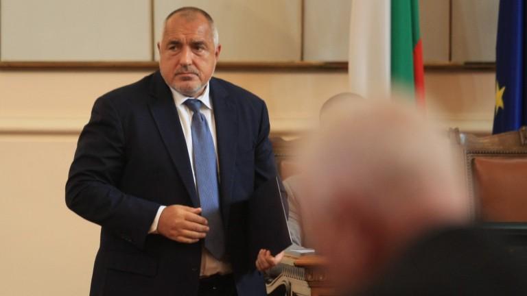 Борисов: Президентът може да ме критикува колкото си иска