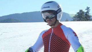 Алберт Попов вече тренира на сняг