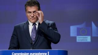 Великобритания официално уведоми ЕС, че преходният период приключва на 31 декември 2020 г.