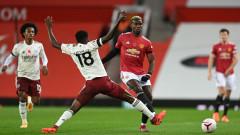 Манчестър Юнайтед без Погба и в следващия си мач