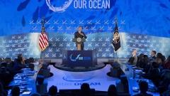 Обама: Океаните са ключът за защита на планетата от климатичните промени