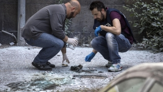 Двойна експлозия в центъра на Рим