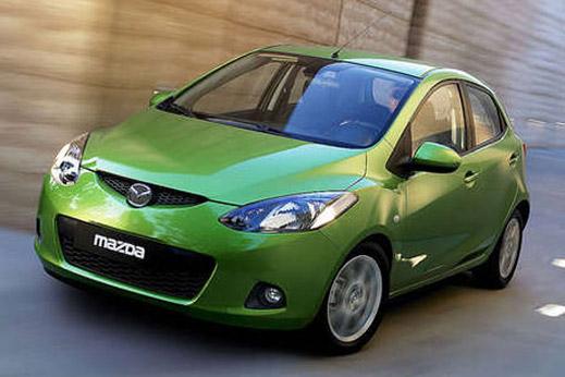Mazda разработва биопластмаси