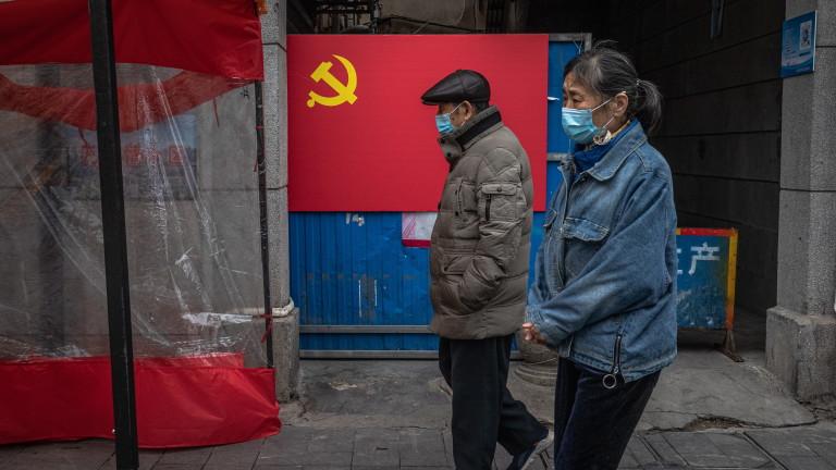 Китай отчете спад на новите случаи на коронавирус в страната