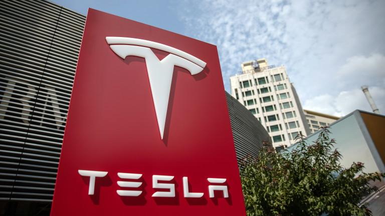 Tesla пропусна целта си за 100 000 доставки през третото тримесечие