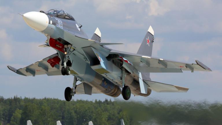 Индия купува руски изтребители Су-30 и МиГ-29