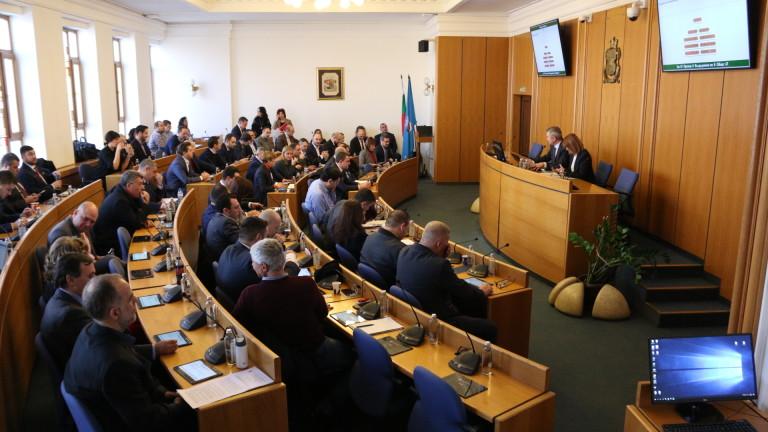 Одобриха бюджета на София за 2021 г.