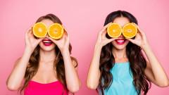 Защо портокалите се продават в червени мрежи