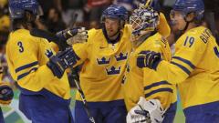 Хокеистите на Швеция стъпиха на световния връх