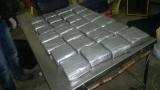 Хероин за над 1,8 млн. лв. откриха в български ван на Дунав мост