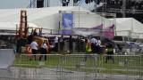 Най-малко 14 души са пострадали при инцидент на концерт на Backstreet Boys