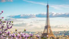 Айфеловата кула отвори за първи път от 104 дни