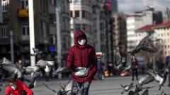 В Турция коронавирусът отне 63 живота за денонощие