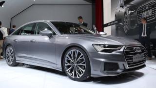 От Женева: Най-важното за новото Audi A6 (ВИДЕО)