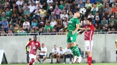 Лудогорец - ЦСКА 1:0, гол на Вандерсон!