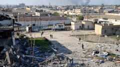 Иракската армия откри масов гроб в Рамади