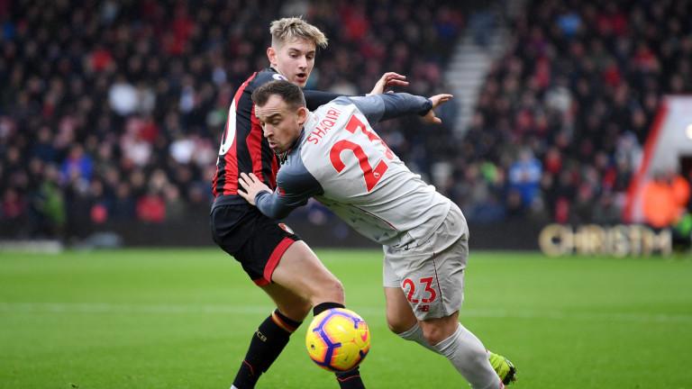 Рома иска Шакири, Ливърпул не го пуска
