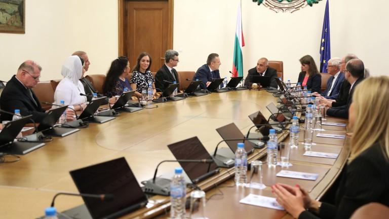 Българското правителство активно работи не само за осигуряването на качествено