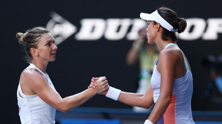 Симона Халеп не вярава, че ще има тенис скоро
