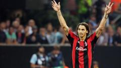 Ибра в състава на Милан за мача с Виктория Пилзен
