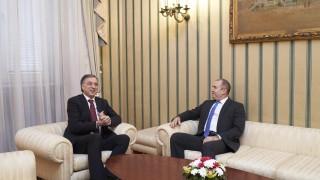 Румен Радев: Българите оценяват високо усилията на черногорците