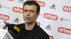 Росен Кирилов ще говори за мача със Славия